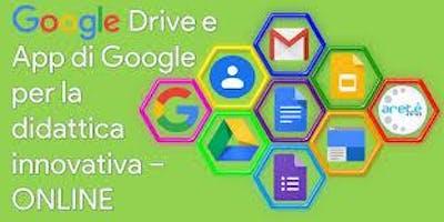 Didattica con le  Google Apps