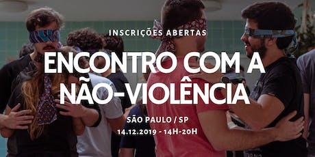 IV Encontro com a Não-Violência´, em São Paulo (Tema: Mediação de Conflitos) ingressos
