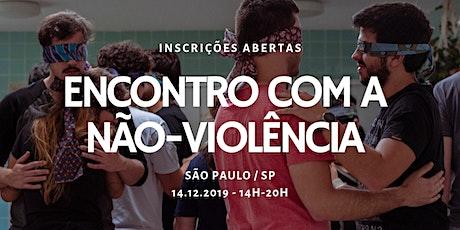 IV Encontro com a Não-Violência´, em São Paulo (Tema: Mediação de Conflitos) tickets