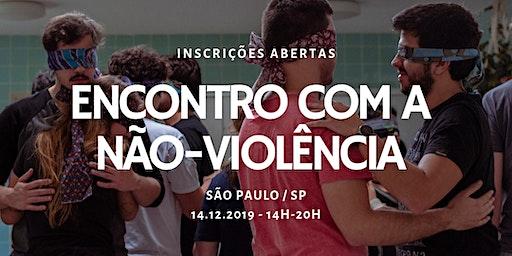 IV Encontro com a Não-Violência´, em São Paulo (Tema: Mediação de Conflitos)