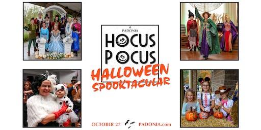 HOCUS POCUS Halloween Spectacular at PADONIA