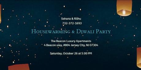 Housewarming & Diwali party tickets