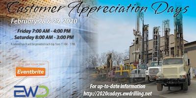EWD Customer Appreciation Days 2020