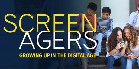 Screenagers Parent Information Night (Adults only, please) tickets
