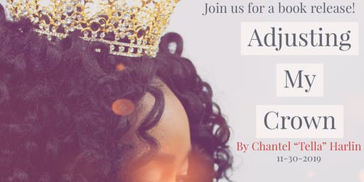 Adjusting My Crown - Book Release