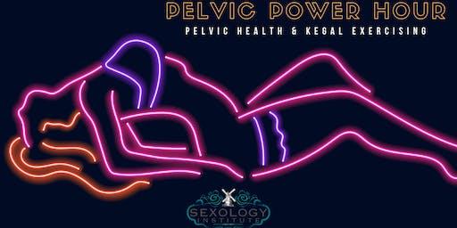Pelvic Power Hour: The Power of your Pelvic Floor