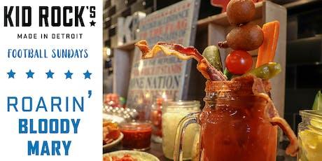 Roarin' Bloody Mary Buffet tickets