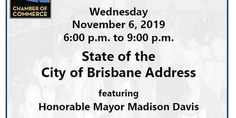 Brisbane State of the City Address 2019 tickets