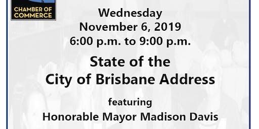Brisbane State of the City Address 2019