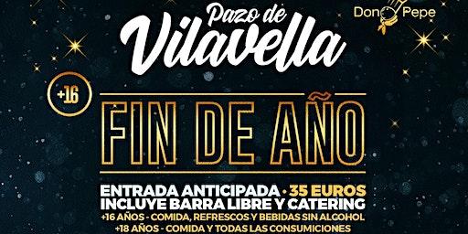 FIN DE AÑO 2019 EN EL PAZO DE VILAVELLA de Redondela