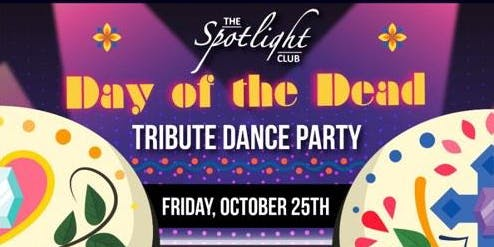 Day of the Dead Tribute Video Dance Party