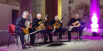 Recital del Guitalian Quartet