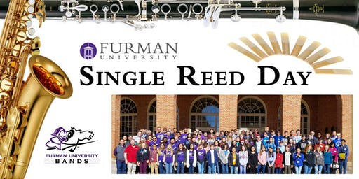 Furman Single Reed Day 2019