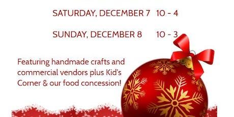 Cedarbrae's Merry Little Christmas Market! tickets