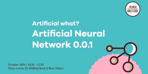 Artificial what? Artificial Neural Network 0.0.1