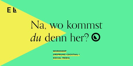 Session 2.3 ► Workshop | Ursprung des Cocktails Tickets