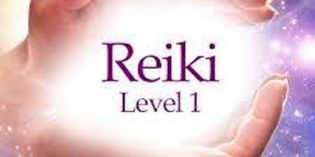 Reiki Level 1 with Lucy Fenekoldt tickets