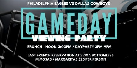 """DayVibe"" : Brunch & DayParty tickets"