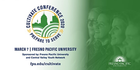 Cultivate Conference 2020: Prepare to Serve tickets