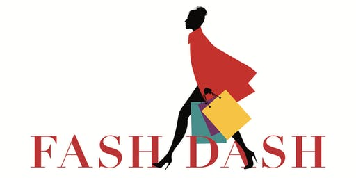 JOIN US FOR FASH DASH