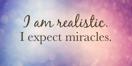 Manifesting Miracles In Money tickets