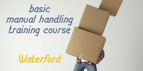 Basic Manual Handling Course (Retail) tickets