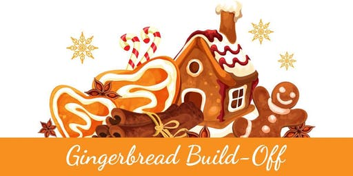 Gingerbread Build-Off at Desert Wind