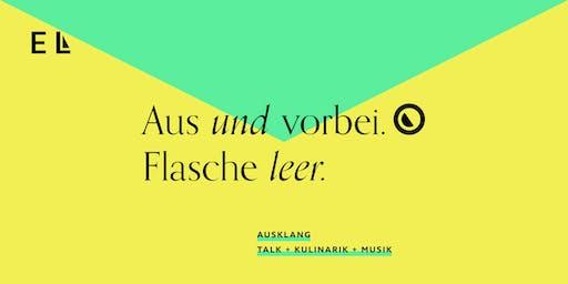 Einfach Leben Forum | Ausklang | Talk + Kulinarik + Musik