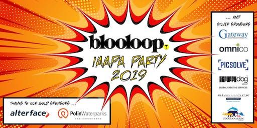 blooloop IAAPA Party 2019