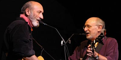 Peter Yarrow and Noel Paul Stookey (of Peter, Paul & Mary) - 3/14/20