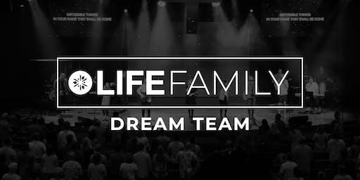 LifeFamily Dream Team Celebration