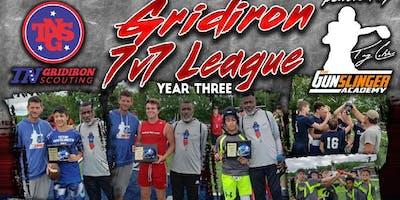 2020 Gridiron 7v7 League