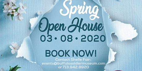 Buffalo Soldiers Museum Spring Open House tickets