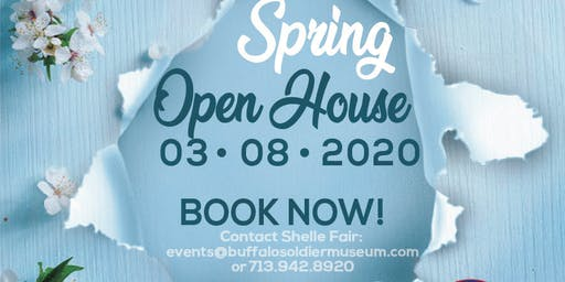 Buffalo Soldiers Museum Spring Open House