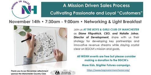 A Mission Driven Sales Process  Cultivating Passionate and Loyal Customers