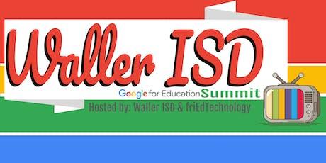 Waller Google Summit #WAGOO tickets