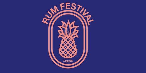 Leeds Rum Fest