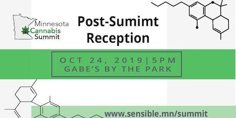 Post-Minnesota Cannabis Summit Reception tickets