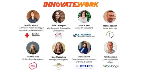 InnovateWork Ottawa - Creating Change in the World of Work tickets