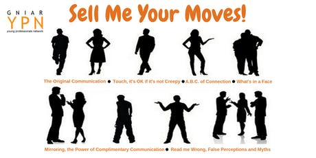 YPN Lunch & Learn: Sell Me Your Moves tickets