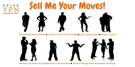 YPN Lunch & Learn: Sell Me Your Moves