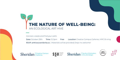 The Nature of Well-being: An Ecological Art Hive