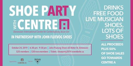 Centre A's Annual Shoe Party