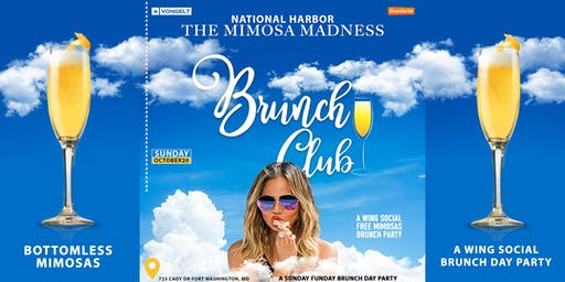 The Brunch Club - Mimosa Madness