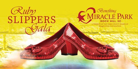 Red Slippers Gala tickets