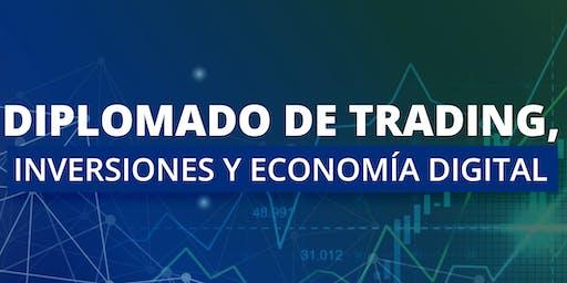 Diplomado de trading, inversiones y economía digital-
