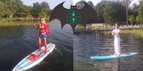 Halloween Costume Paddle tickets