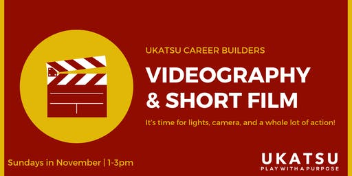 Videography & Short Film: Ukatsu Career Builders