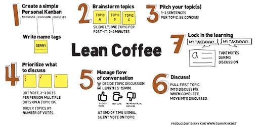 Vancouver Lean CoP - Lean Coffee