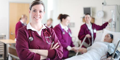 SCC/SSM Patient Care Technician - Information & Recruiting Session